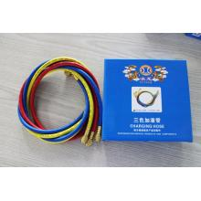 Factory Promotional for Manifold Gauge Set High Pressure Refrigerant Charging Hose supply to Nigeria Suppliers