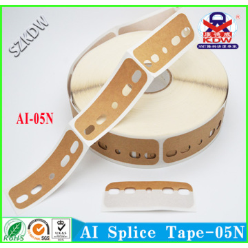 AI Five Hole Kraft Splice Tape