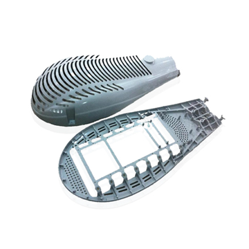 Die casting LED street light housing mould