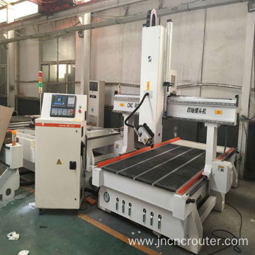 4 axis foam wood cnc router