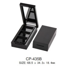Square Plastic Eyeshadow Container