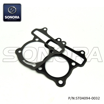 139QMB GY6-50 50MM cylinder head and cylinder gasket set (P/N:ST04094-0032) Top Quality