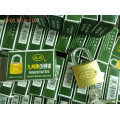 32MM Golden Colour Iron Padlock
