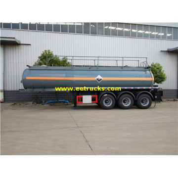 3 axles 20000 litres Sulfuric Acid Trailers