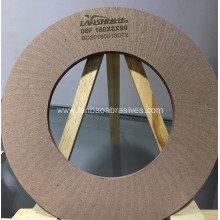 BD Engraving wheel used on vee groover