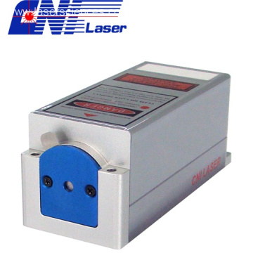 473nm solid state laser with high power stability