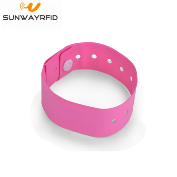 RFID NTAG® 216 Disposable PVC Wristband