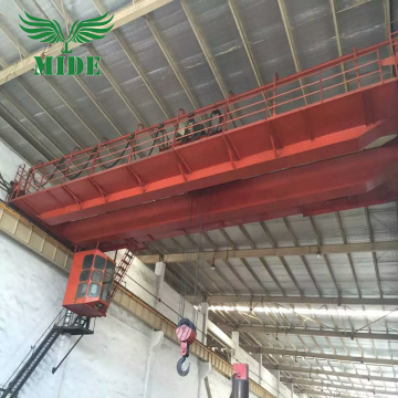 20 ton double beam bridge crane