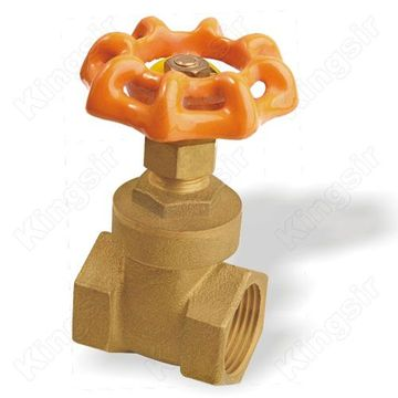 Iran Oil Brass Gate Valves