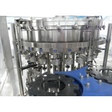 Factory Price for Bottle Filling Machine 12 Heads Carbonated Drink Can Filling Capping Machine export to Gambia Manufacturer