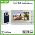 Elevator intercom phone wireless, wireless Video Door Phone, wireless intercom system
