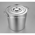 Large Capacity Stainless Steel Soup Bucket