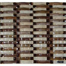 Arch Crystal Glass Mosaic