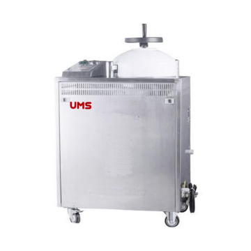 Vacuum inside cycle Autoclave