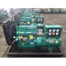 4 cylinder diesel generator set for 40kw
