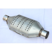 Best Quality for Universal Exhaust Catalytic Converter Universal Ceramic Honeycomb Catalytic Converter supply to Heard and Mc Donald Islands Wholesale