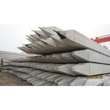 Concrete Solid Square Pile Mould