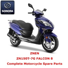 Znen ZN150T-7G FALCON 8 Complete Scooter Spare Part