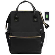 Stylish Laptop Backpack Backpack Bag with USB Port