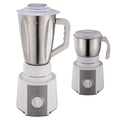 Heavy duty electric stainless steel food processor blenders