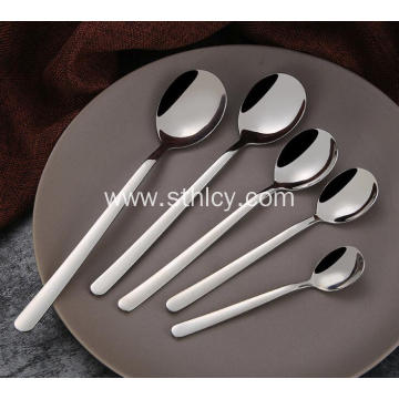 Long Handled Stainless Steel Spoon Wholesale