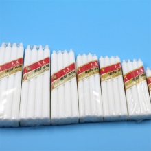 Wholesale religious white candle