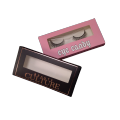 Custom Tuck End Eyelashes Paper Boxes