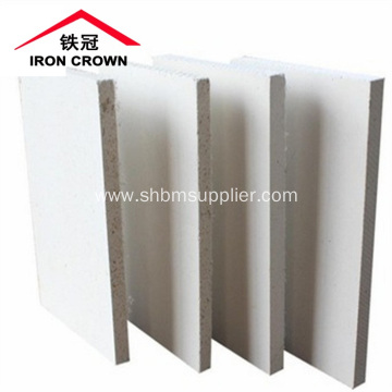 Cheap price 10mm mgo board for wall decoration