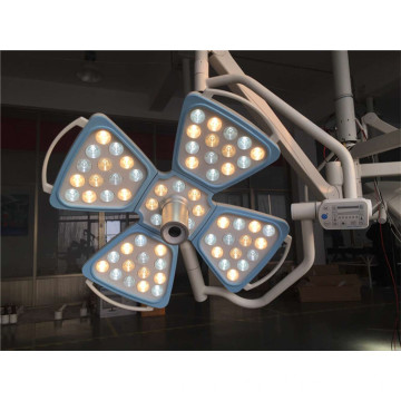 Double dome flower OT lamp