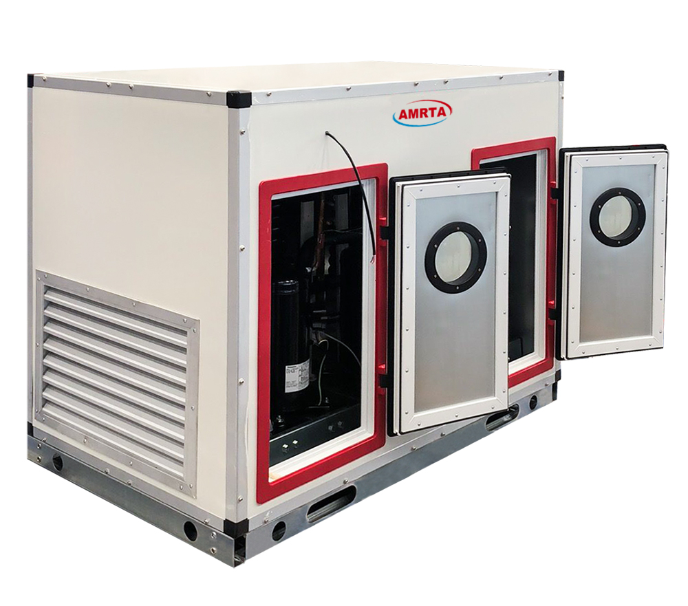 Central Composed Air Handling Units