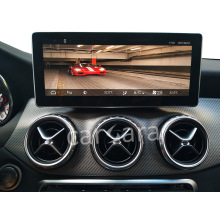monitor video Android pikeun Benz CLA GLA A W176
