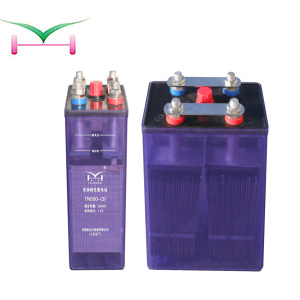48V 200AH nickel iron battery for solar energy