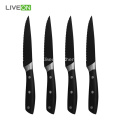 4PCS ABS Handle 	Restaurant Steak Knife