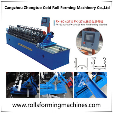 2015 Hot Sale Ceiling Channel Roll Forming Machine