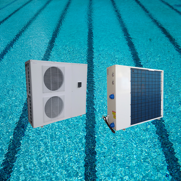 air source compact inverter pool heat pump
