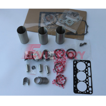 KUBOTA D722 rebuild overhaul kit gasket bearing piston