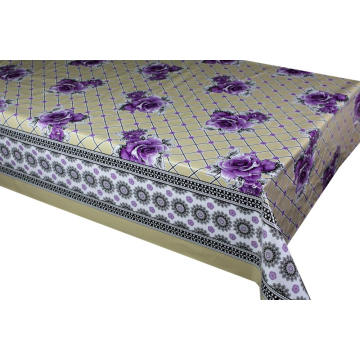 Elegant Tablecloth with Non woven backing Covers