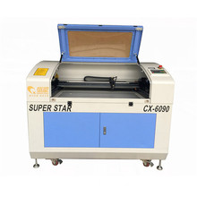 CNC wood acrylic nonmetal CO2 laser cutter