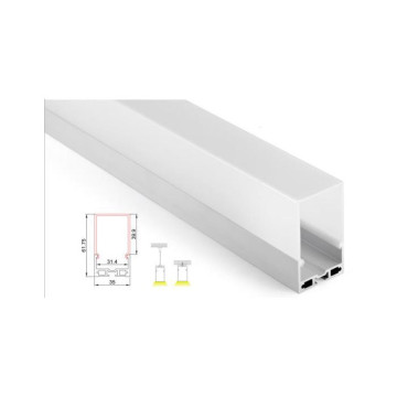 White Lighting Solution Linear Light