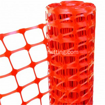 Colorful barrier fence plastic safety net