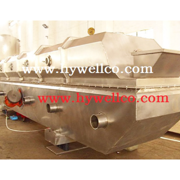 Fine Particles Continuous Dryer