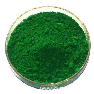 Pigment Green 7 CAS No.1328-53-6