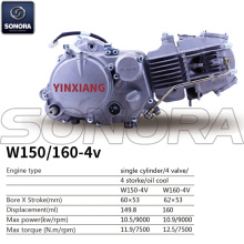 Yinxiang Engine W160-4v BODY KIT ENGINE PARTS COMPLETE SPARE PARTS ORIGINAL SPARE PARTS
