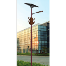 OEM for Solar Street Light Pole Integrated LED Solar Road Lights supply to Monaco Factory