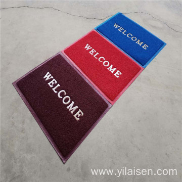 Colourful high quality PVC coil floor mat