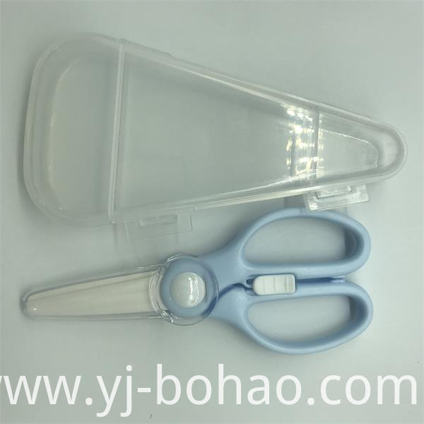 Ceramic Food Scissor
