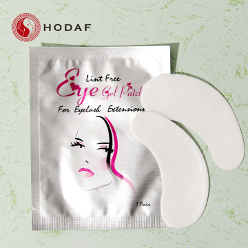 Private label lint free eye gel patch