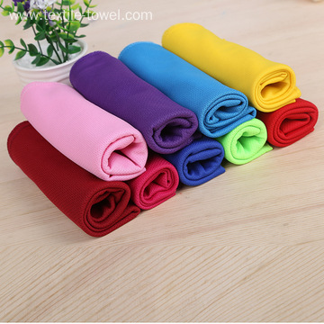 Single Layer Cooling Sports Towel Sports Gym Towel