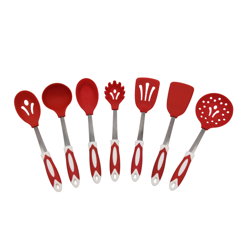 Resistant FDA Grade Silicone Food Utensils