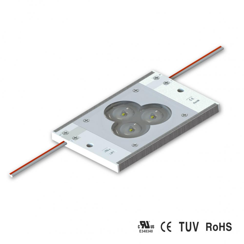 Seoul 3-LED 7W Power LED Module